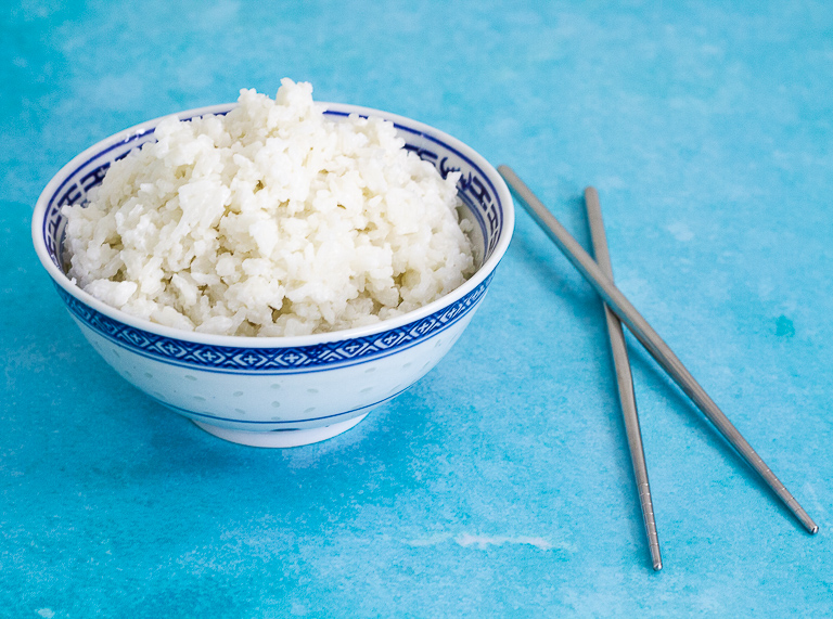 Easy Vegan Coconut Rice