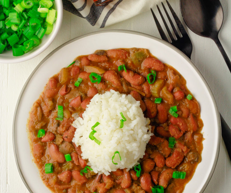 Best Vegan Red Beans and Rice