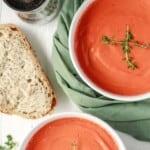 Blender Vegan Tomato Soup