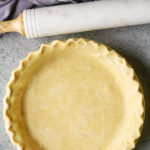 Simple Vegan Pie Crust