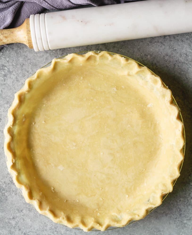 Simple Vegan Pie Crust