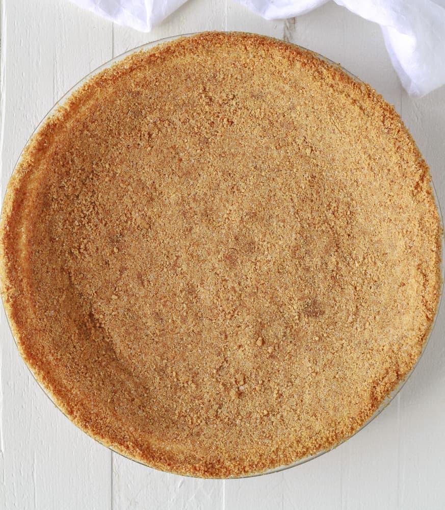 Vegan Graham Cracker Crust