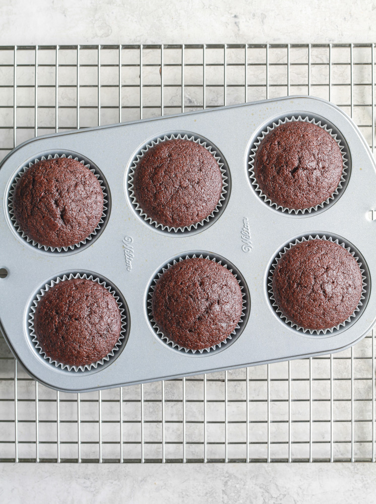 Gluten-Free and dairy-free cupcakes